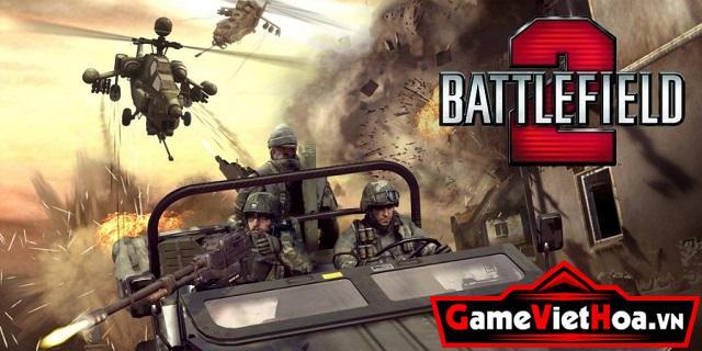 Cấu hình Battlefield 2 tối thiểu