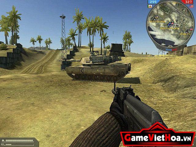 Cấu hình Battlefield 2 được đề xuất