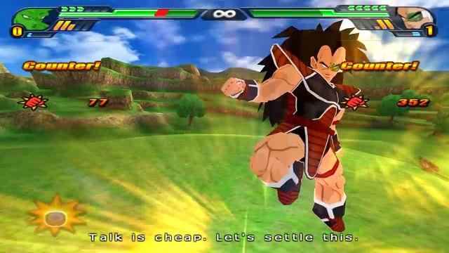 Hướng dẫn cài đặt game Dragon Ball Z Budokai Tenkaichi 3 tai dragon ball z budokai tenkaichi 3