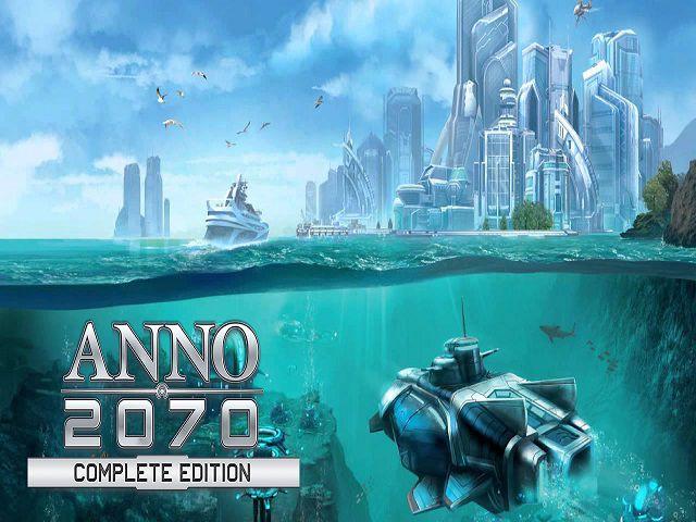 Hướng dẫn tải Anno 2070 Full Crack