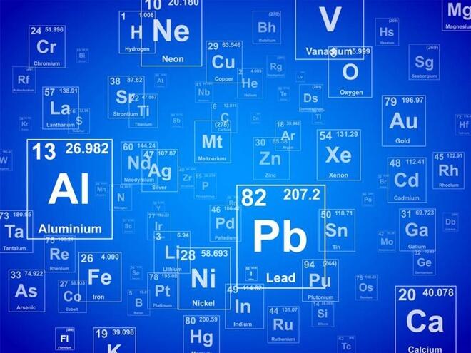 cấu tạo của bảng tuần hoàn hóa học