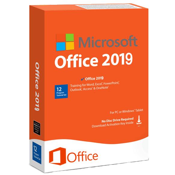 tính năng của office 2019