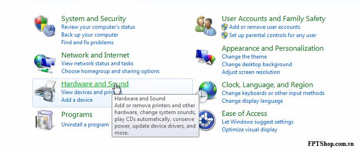 khắc phục lỗi loa laptop không nghe được 8