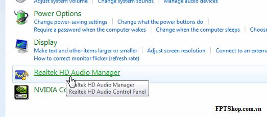 khắc phục lỗi loa laptop không nghe được 9