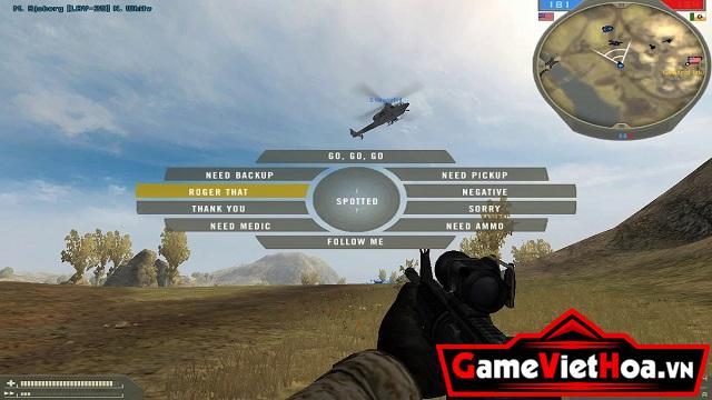 Cách cấu hình Battlefield 2