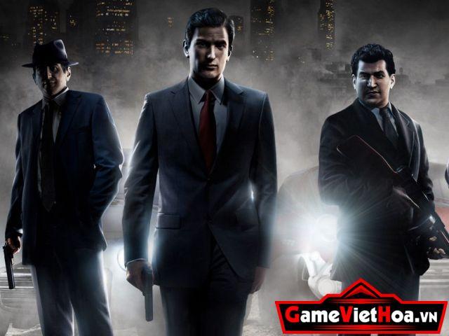 Mafia 2 xuất sắc từ cốt truyện - mafia 2 cũng phù hợp